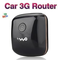 Hotspot Global Unlock Modem 3G Car Wifi 7 2Mbs Wireless Router Wi Fi Mini Wireless Routers