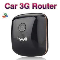 Hotspot Global Unlock Modem 3G Car Wifi 7 2Mbs Wireless Router Wi Fi Mini Wireless Routers