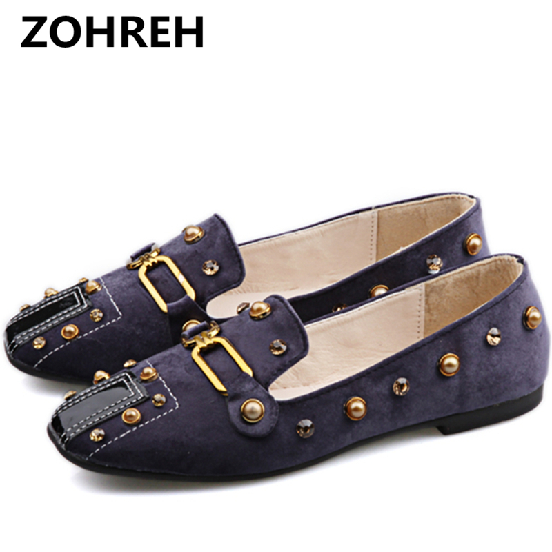 ZOHREH Korean version of the soft bottom shoes egg roll shoes sweet bow Mary Jane shoes 2018 spring new pointed flat shoes 2018the new women s patent leather and shoes classic korean version of the classic korean shoes red wedding shoes