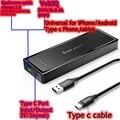 Tronsmart Presto Quick Charge 3.0 Power Bank 10400mah 9V 2A Type-C Output for Mi5 LG G5 G6 Nexus 5X 6P Huawei Mate 9 Oneplus 3