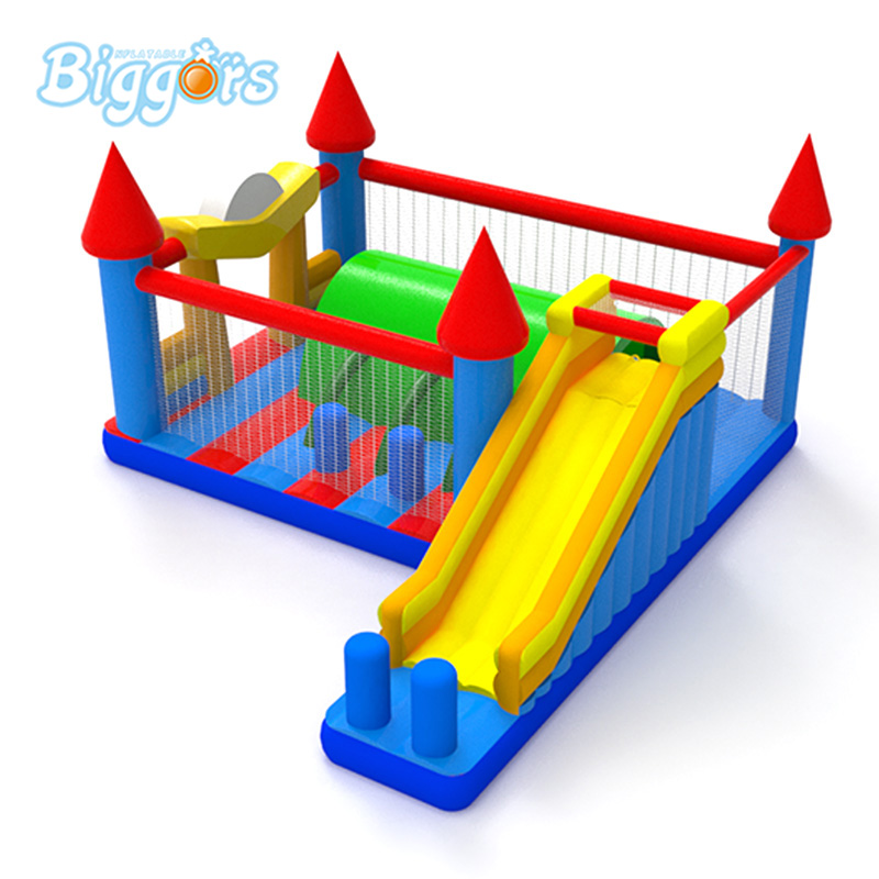 Commercial New Design Inflatable Obstacle Course Bounce Jumping Castle Games For Children giant inflatable games commercial bounce houses 4 4m 3 3m 2 6m bouncy castle inflatable water slides for sale toys