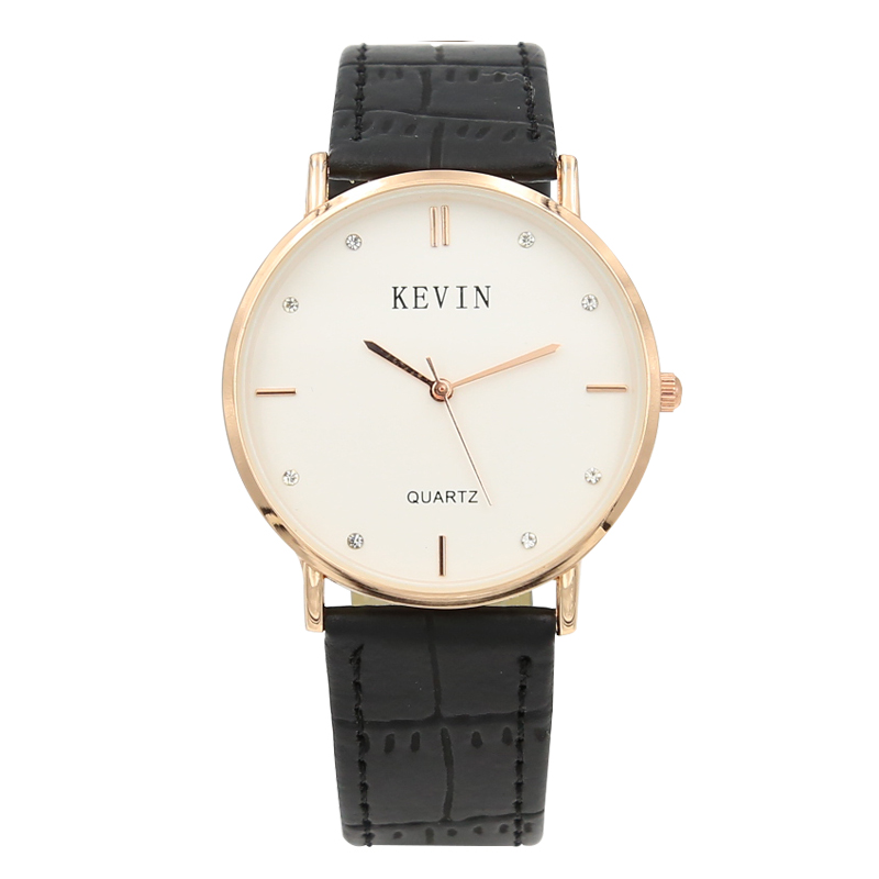 Brand New Luxury Kevin Casual Diamond Male Ultra Thin Lovers Man Woman Lady Wrist Watches Dress Wristwatch Reloj Gift