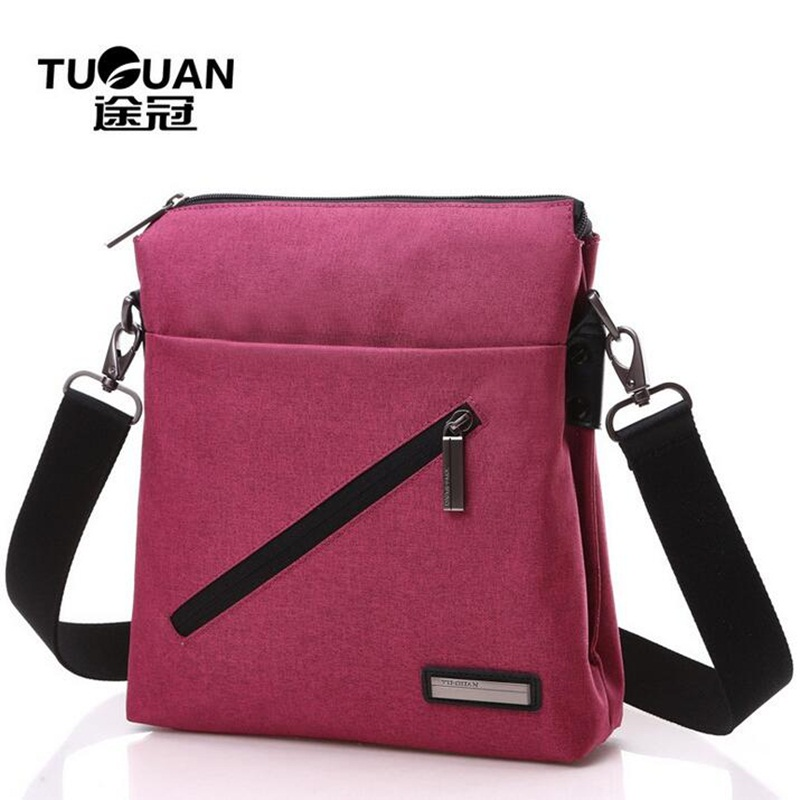 TUGUAN Women Canvas Shoulder Over Crossbody Bags Waterproof Designer Satchels Men small Messenger Bag Postman Ipad Bag Sac Femme casual canvas women men satchel shoulder bags high quality crossbody messenger bags men military travel bag business leisure bag
