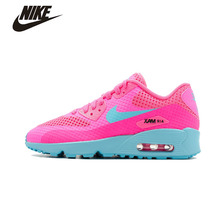 Nike Air Max 90 Breathe Sneaker Woman's Running Shoes # 833409-600