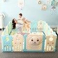 Veilige Bescherming Baby Peuter Activiteit Lopen Kruipen Spel Hek Indoor Baby Kids Play Ruimte Hek