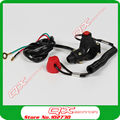 ATV Motorcycle Dirt Bike Tether Line Kill switch Universal Engineering Kill Switch for 50 70 110 125 140150 160 200 250cc