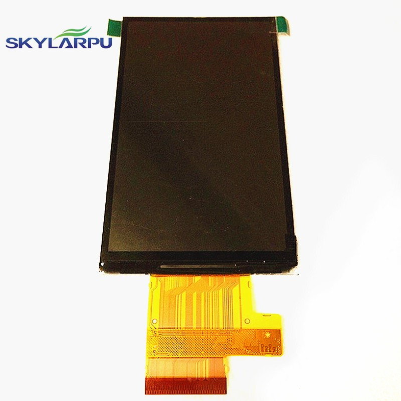skylarpu 4.0 inch DF2748Y FPC-1 REV:2 LCD screen(separate glass) for GARMIN GPS LCD display screen panel Repair replacement tq7037cust fpc lcd displays screen