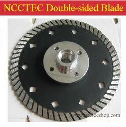 7 ''NCCTEC Diamond dubbelzijdig snijden schijven   180mm zaagblad voor slijpen en snijden werk   zeer goed verkocht in Europa en USA