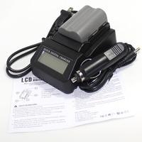 1 pz EN-El3e EN El3e ENEL3e 1800 mAh Fotocamera bateria Batterie AKKU + veloce Caricabatterie LCD Per Nikon D50 D70 D80 D90 D100 D200 D300