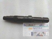 Foton Lovol TE 30 시리즈 트랙터 용 PTO 샤프트 (6 스플라인)  부품 번호: TE300.411-01