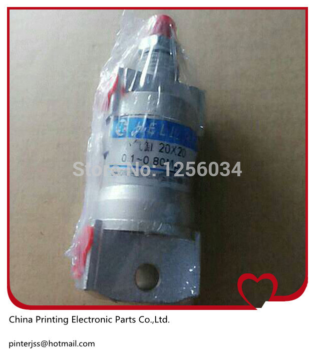 3 pieces air cylinder for heidelberg 20*20, offset printing cylinder heidelberg printing machine special ink transfer combined pressure cylinder 20 20 air cylinder for heidelberg