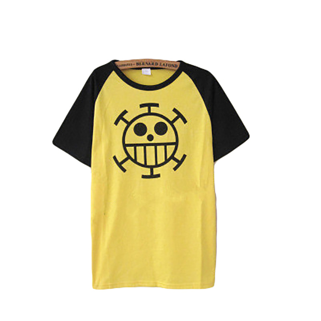 One piece Trafalgar Law Cosplay T shirt Hoodie