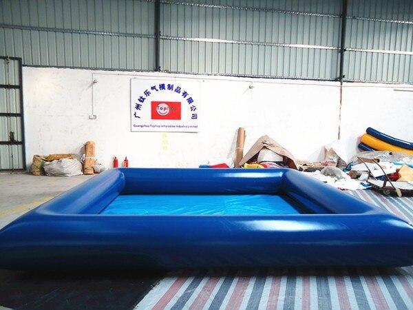 Горячая сумасшедшая цена 8x5 м бассейн, производство бассейна, /розничная надувной бассейн
