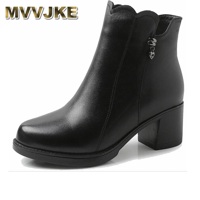 MVVJKE     2018 Women Fashion Vintage Ankle Boots Soft Leather Shoes Female Winter Ankle Boots Comfortable Women Shoes MVVJKE     2018 Women Fashion Vintage Ankle Boots Soft Leather Shoes Female Winter Ankle Boots Comfortable Women Shoes