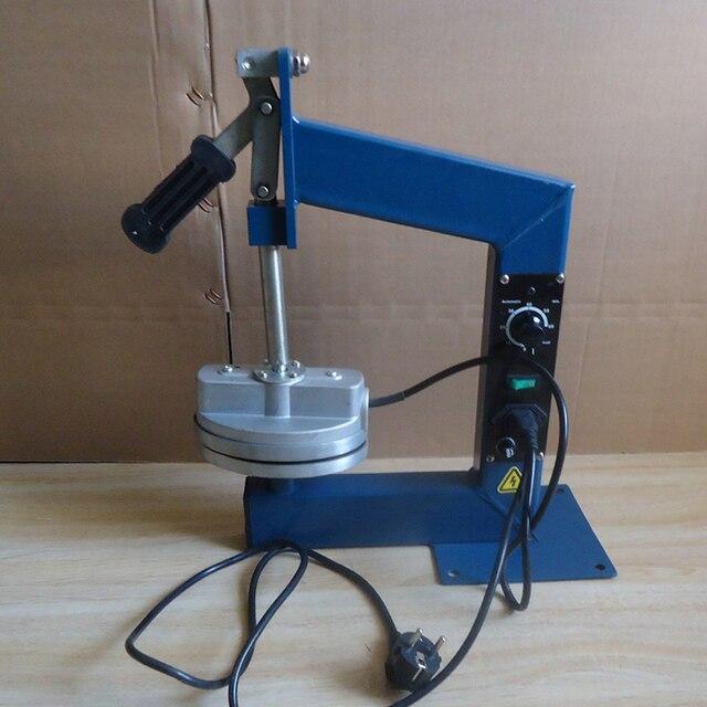 Máquina de vulcanización de operación Manual máquina de reparación de neumáticos de temperatura de Control automático