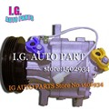 High quality Auto air conditioning compressor SC06E PV4 for Daihatsu for car Toyota Terios ac compressor with clutch