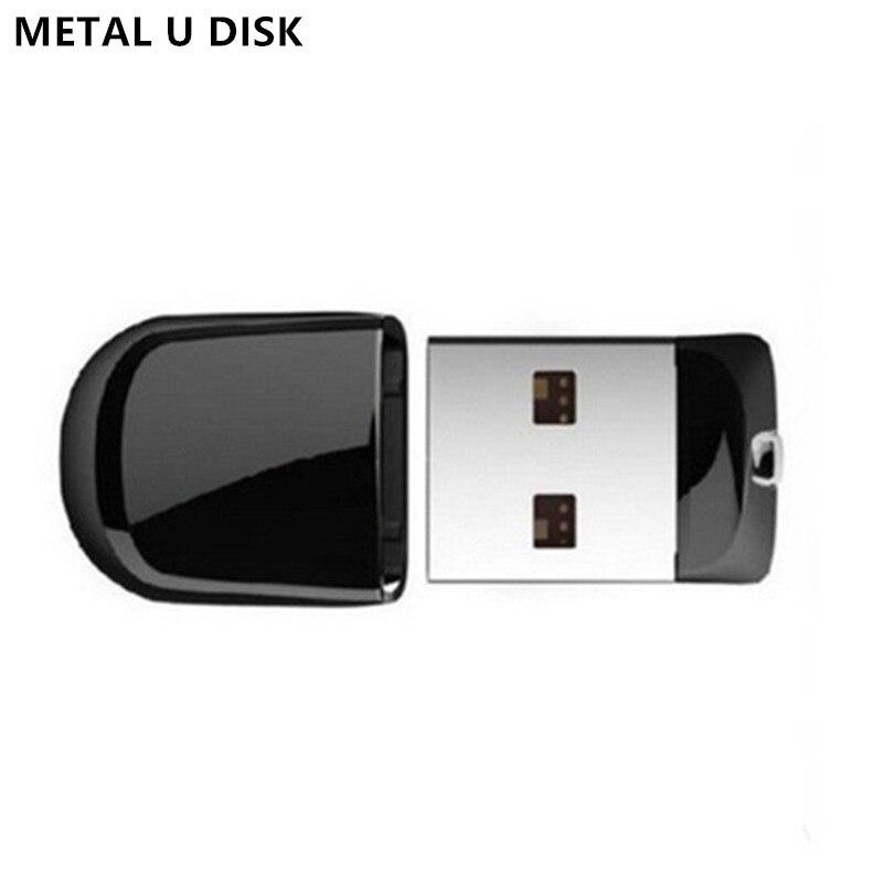 Hot Sale Mini USB Flash Drive PenDrive Tiny Pen U Stick Disk Memory Usb small Gift 4gb 8gb 16GB 32gb 64gb
