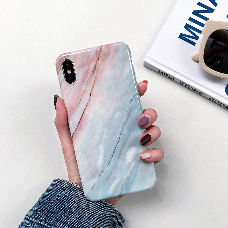 Marble X Case for iPhone SE (2020) 19