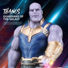 Hot Fashion 2018 New Marvel Toys the Avengers 3 INFINITY WAR Thanos PVC Action Figures Figure Collectible Models Superhero Toys цена и фото