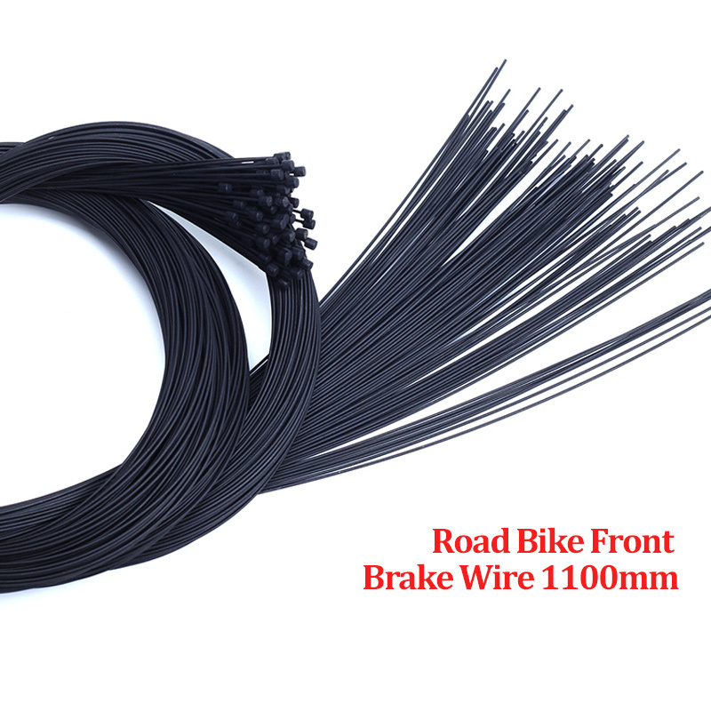 1pc Road Bike Front Brake Inner Cable Teflon Coated Bicycle Front Brake Cable 1100mm