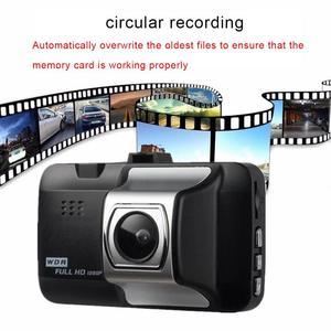 Image 4 - داش كام سيارة 1080P بوصة HD سيارة كاميرا مسجل قيادة 140 زاوية واسعة جهاز تسجيل فيديو رقمي للسيارات مركبة داش كاميرا G الاستشعار
