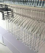 20PCS wholesale adult children anti-skid family clothes support without trace hanging rack hanger