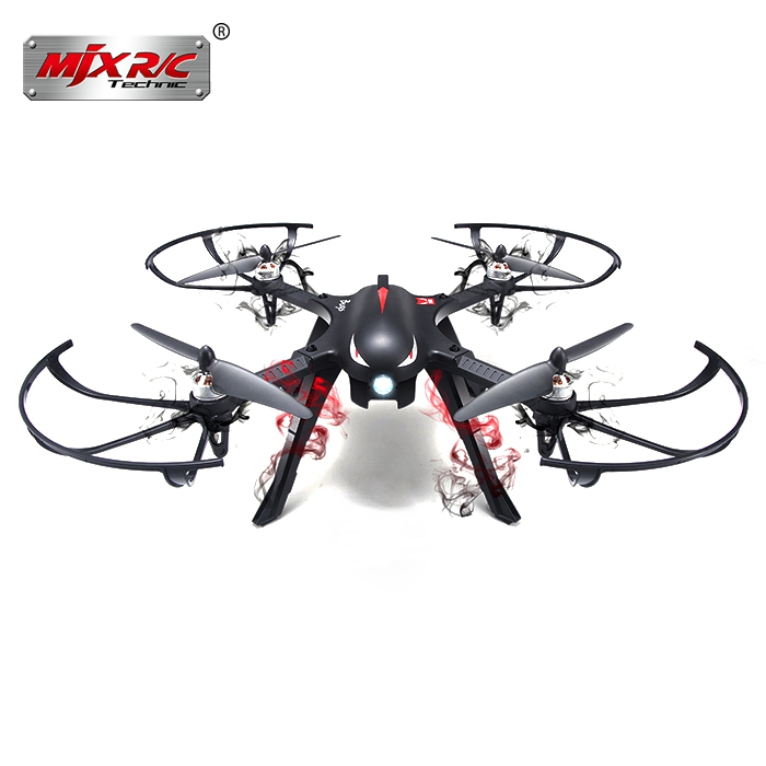 Mjx bugs 3 B3 RC quadcopter brushless Motores 2.4g 6-Axis Gyro drone con un profesional drone helicóptero