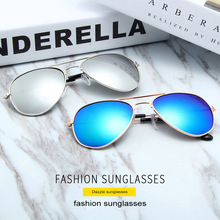 MINIMUM Pilot Kids Sunglasses Aviation Children Sun glasses Baby Sunglasses 100%UV Protection