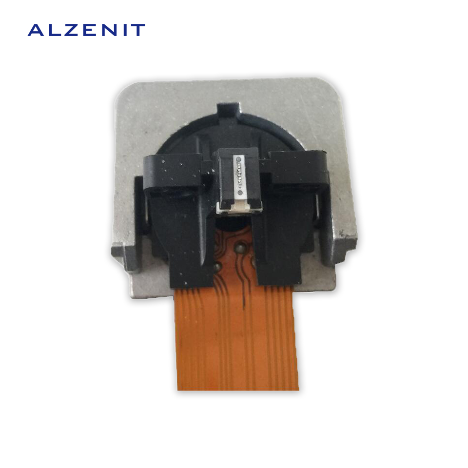 Printhead ALZENIT For Epson TM-U675 TM-675 TM675 OEM New Print Head Printer Parts 100% Guarantee On Sale women genuine leather backpack luxury soft solid large capacity school bag ladies travel backpacks sac a dos mochila 2017 new