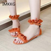 2018 Gladiator Sandals Women Summer Shoes
