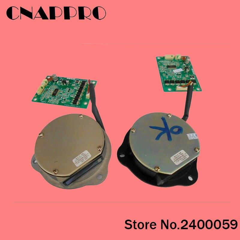 AX06-0381 AX060381 for Lanier Pro 1107EX 1357EX  907EX Polygon Mirror Motor genuine recycle ax06 0396 ax060396 ax06 0318 ax060318 polygon mirror motor for gestetner dsc 520 525 530 mpc 2000 2500 2800 part