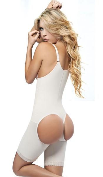 Sculpting Women Sexy Slimming Fat Control Shaper Butt Lift Bodysuit Underwear Firm Cincher Full Body Shapewear Seamless Corset (26)