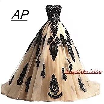 ANGELSBRIDEP Vestidos De Quinceanera Vestido 15 Do Partido Moda Bordados Querida Debutante Vestidos de Alta Qualidade Plus Size