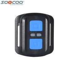 D'origine 2.4G Sans Fil À Distance Contrôleur pour SOOCOO C30R Wifi 4 K Action Sports Caméra Vidéo DV De Secours Accessoires