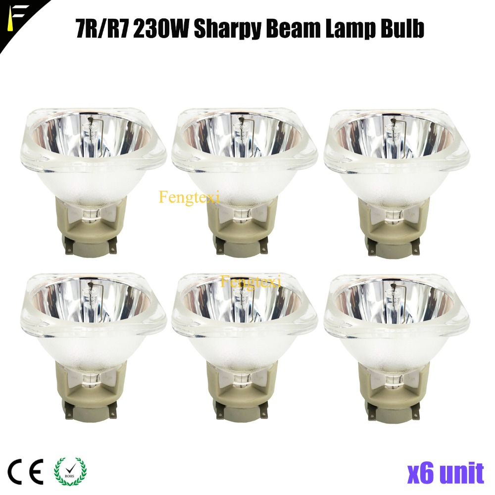 Alert Compatible Replacing Point Lamp 7r/r7 230w E20.6 P-vip Follow Spot Light 230 Lamp Bulb Stage Lighting Part Kit Free Shipping Lights & Lighting Stage Lighting Effect