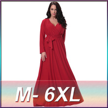 fashion abaya muslim long dress long sleeves women clothing burqa plus size chiffon long dress 6008
