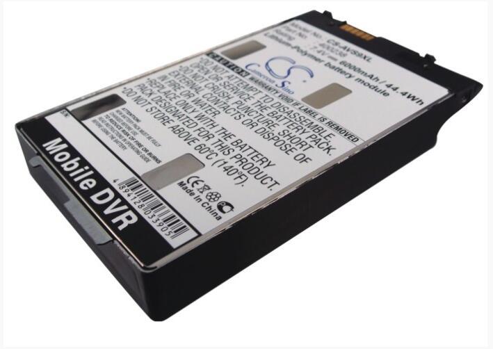 Cameron Sino 6000 mAh batterie pour ARCHOS 9 9 tablette PC 400238 501500 MP3, MP4, PMP batterie