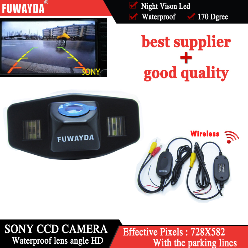 FUWAYDA Wireless SONY CCD Car Rear View High Quality Reverse Back Up font b CAMERA b