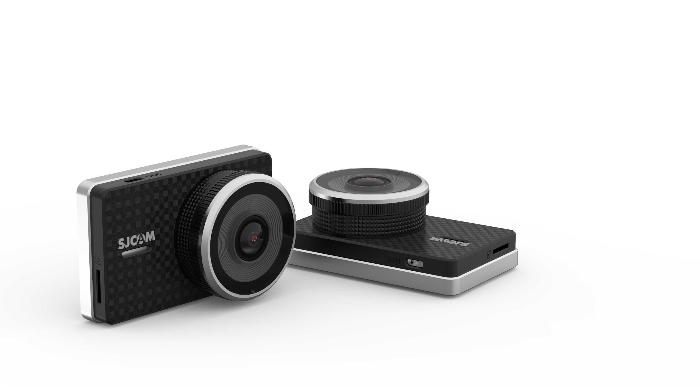 SJCAM Sjdash + Xe Bảng Đồng Hồ Dash Cam ADAS Đầu Ghi Hình Camera HD1080P 60FPS 3.0 LCD Wifi HDR Thấp Lux nhìn HD IMX291