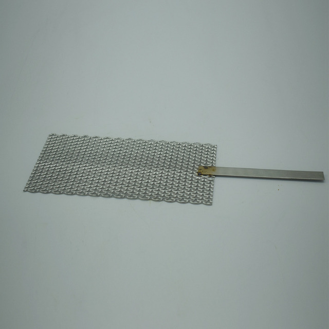 1Pcs Imports Titanium Mesh with Handle High Quality L Size For Plating Machine Jewelry Tools