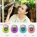 Portable Mini Phone Humidifier Handy Air Moisture USB Aroma Essential Oil Diffuser Water Mist Maker Fogger Outdoor Hot Pink