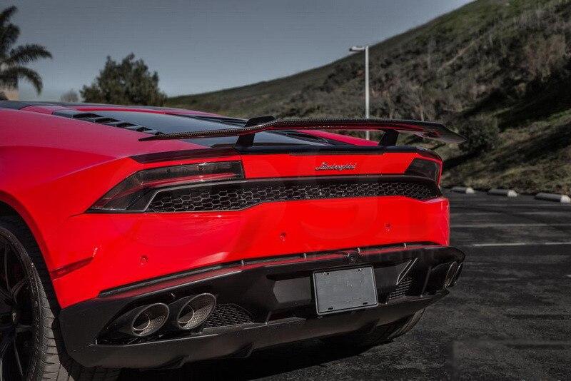 2014-2016 Lamborghini Huracan LP610-4 Vorsteiner Style Rear Spoile GT Wing DCF (34)