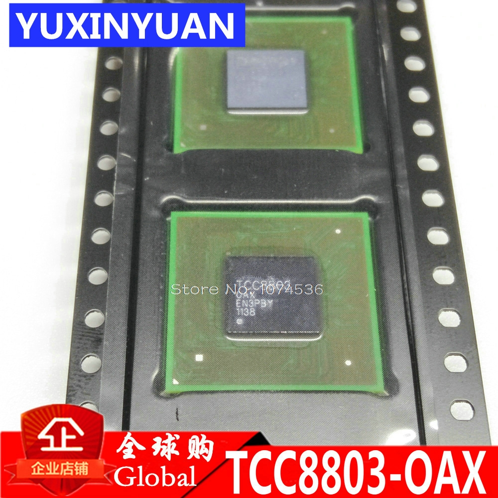 Tcc8803 0ax Bga Integrated Circuit Ic Car Chip 1pcs Tcc8803f