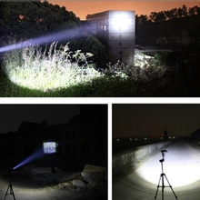 12000 Lumen Mini Flashlight XPE+COB LED Torch Lamp Penlight AA/14500 4 Modes