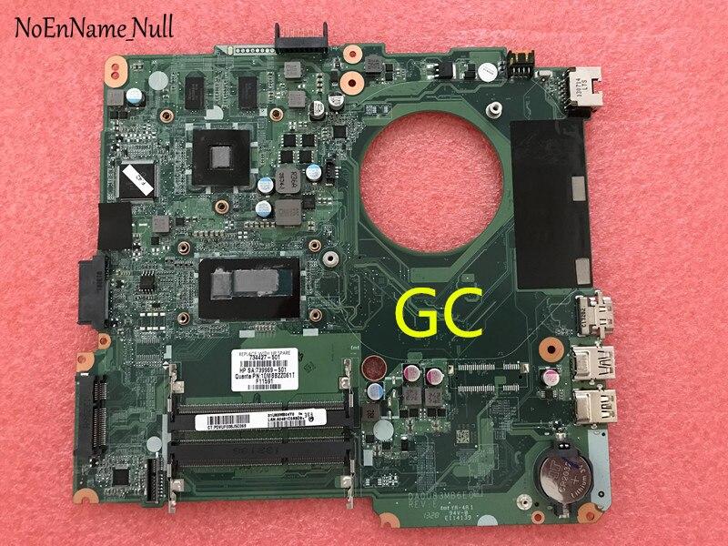734427-001 734427-501 DA0U83MB6E0 Laptop Motherboard For HP Pavilion 14-N Motherboard I3-4005U DDR3 Tested 100% Work