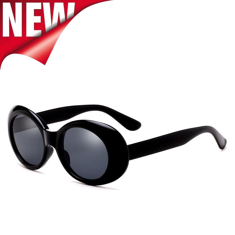 Systematic Juli Vintage Rock Nirvana Kurt Cobain Sunglasses Women Men Classic Eyewear Uv400 Sun Glasses For Women Shades White Oculos 26226 2019 New Fashion Style Online Women's Glasses