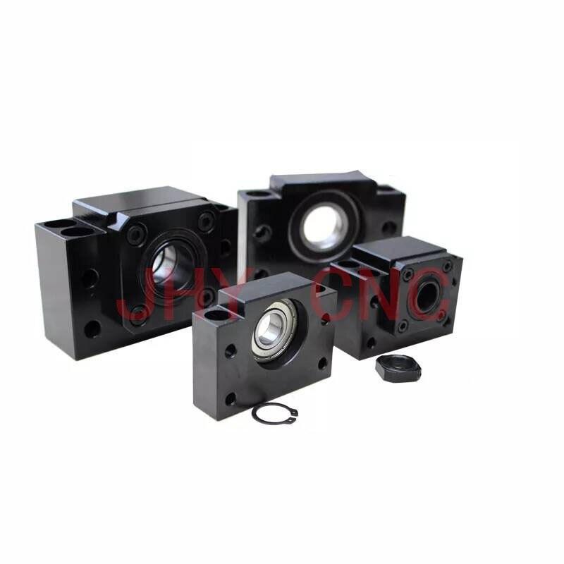 Ballscrew end supports bearing mounts 3 sets BK12 BF12 (3 BK12 and 3 BF12)Ballscrew end supports bearing mounts 3 sets BK12 BF12 (3 BK12 and 3 BF12)