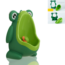 Настенный крючок для маленьких мальчиков, лягушка, горшок для унитаза, подставка-лягушка, вертикальный писсуар, писсуар для малышей, писсуар-лягушка для ванной