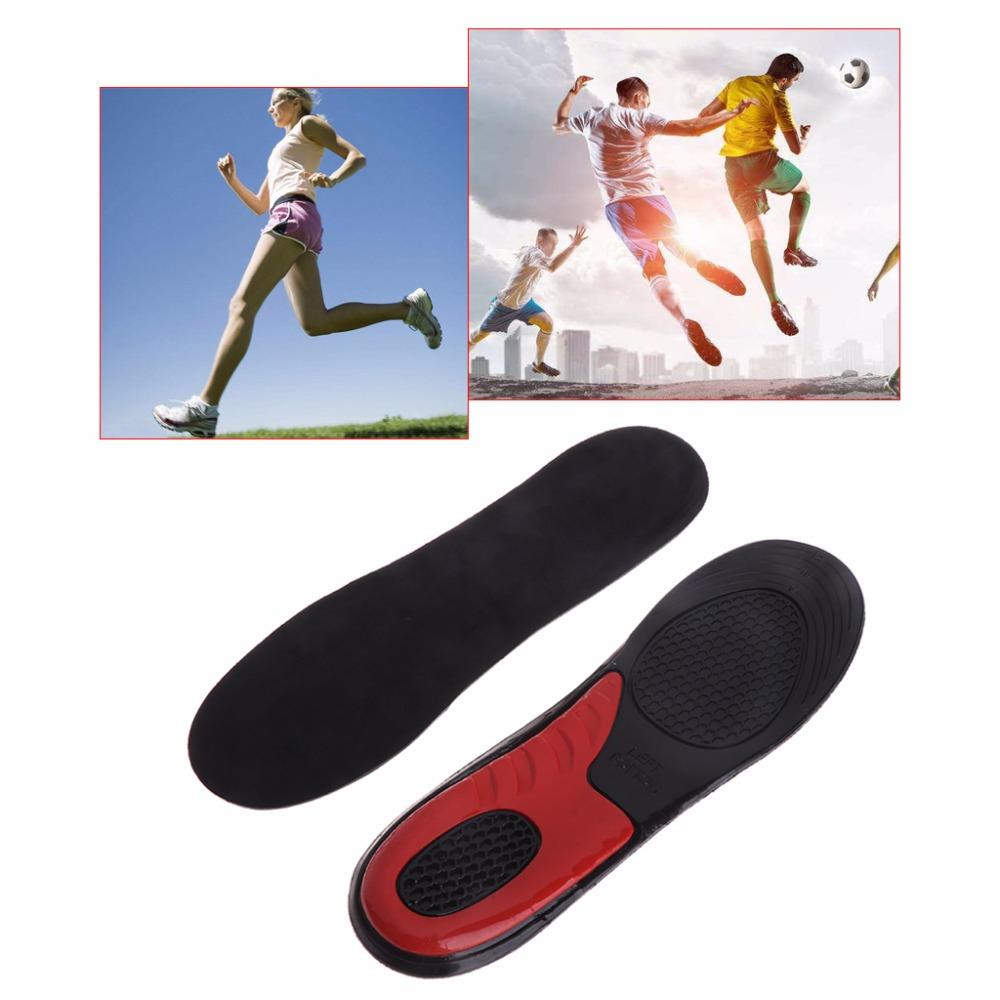 Sports Insoles Silica Gel Thickening Basketball Running Elasticity Shoe Insole