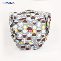 Newborn baby product baby bed folding bed thickening baby cradle folding portable crib travel baby bag